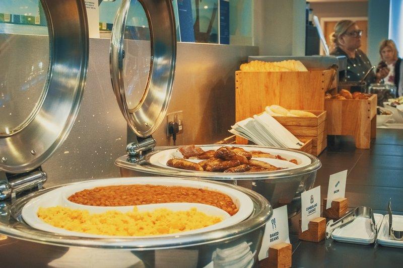 Holiday Inn Express Kettering-Restaurant<br/>Image from Leonardo