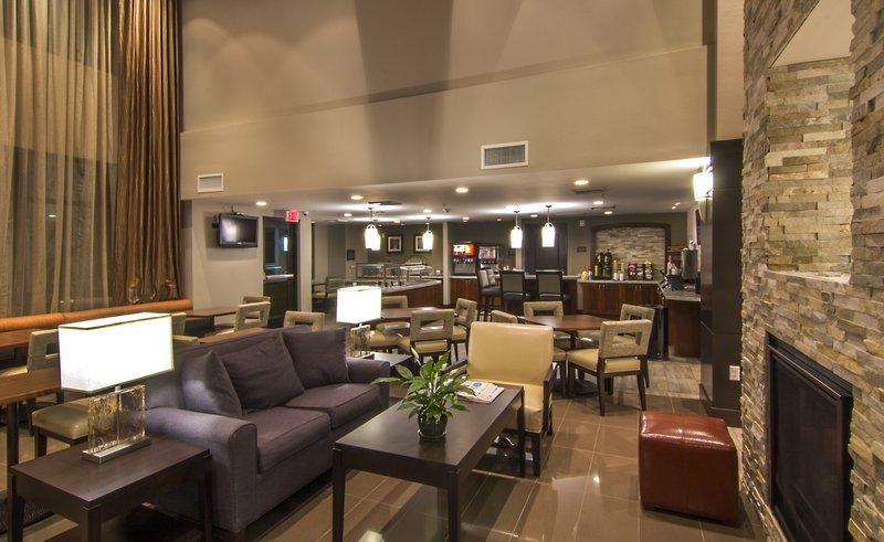 Staybridge Suites Carlsbad - San Diego-Breakfast Seating<br/>Image from Leonardo