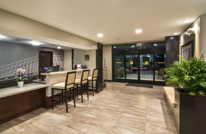 Staybridge Suites Carlsbad - San Diego-Lobby and Front Desk<br/>Image from Leonardo