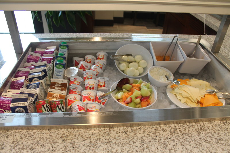 Staybridge Suites Carlsbad - San Diego-Variety of dairy products, eggs, and fresh fruit<br/>Image from Leonardo