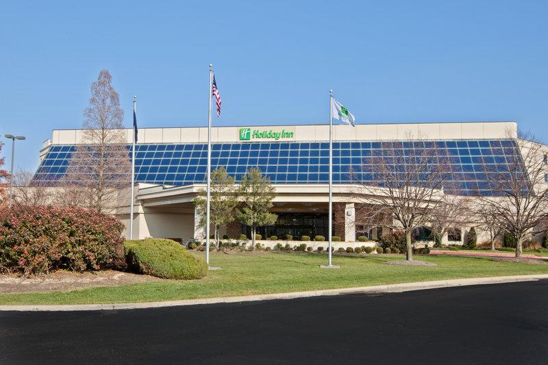 Holiday Inn Evansville Airport-The Holiday Inn Evansville is the closest hotel to EVV airport.<br/>Image from Leonardo
