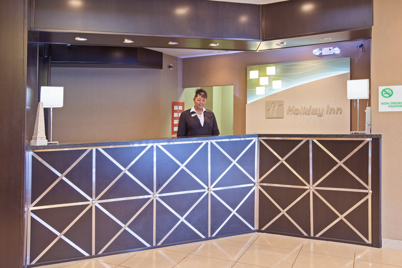 Holiday Inn Evansville Airport-Front Desk<br/>Image from Leonardo