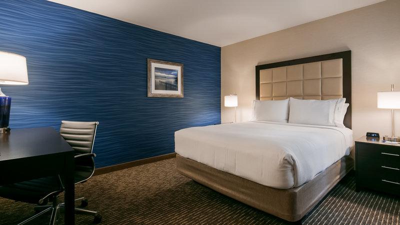 Holiday Inn Express Bellingham-Guest Room<br/>Image from Leonardo