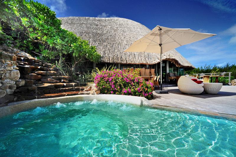 Le Meridien Bora Bora - Whirlpool <br/>Image from Leonardo