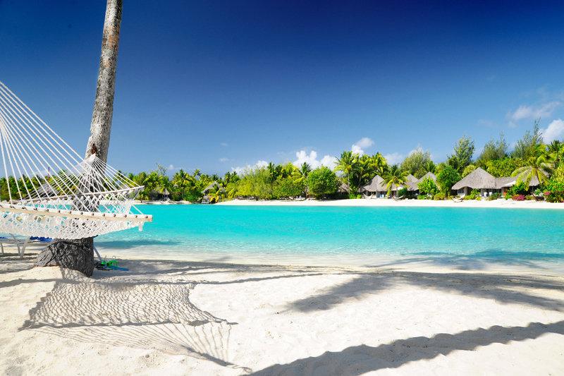 Le Meridien Bora Bora - Beach <br/>Image from Leonardo