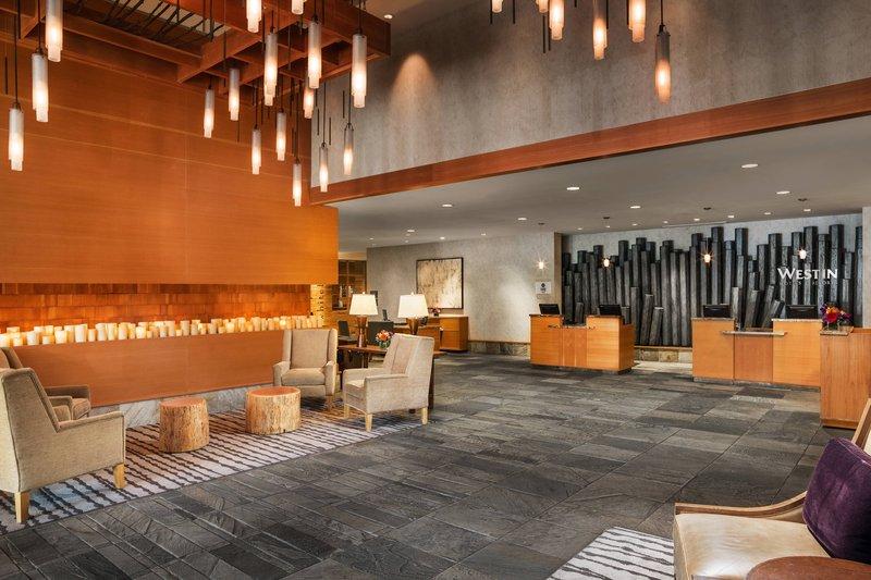 The Westin Monache Resort, Mammoth-Lobby<br/>Image from Leonardo