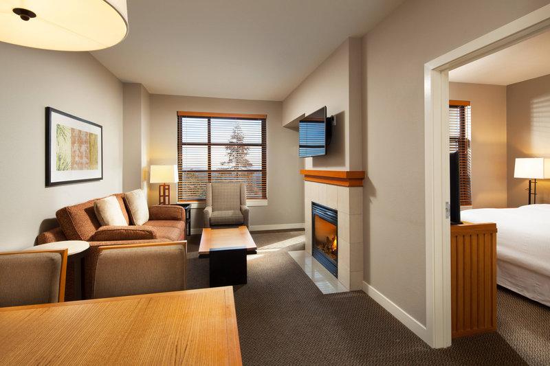 The Westin Monache Resort, Mammoth-One-Bedroom Suite<br/>Image from Leonardo