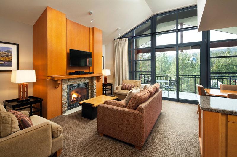 The Westin Monache Resort, Mammoth-Two-Bedroom Luxury Suite<br/>Image from Leonardo