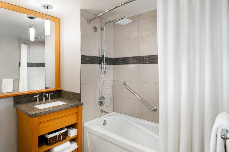 The Westin Monache Resort, Mammoth-Guest Bathroom<br/>Image from Leonardo