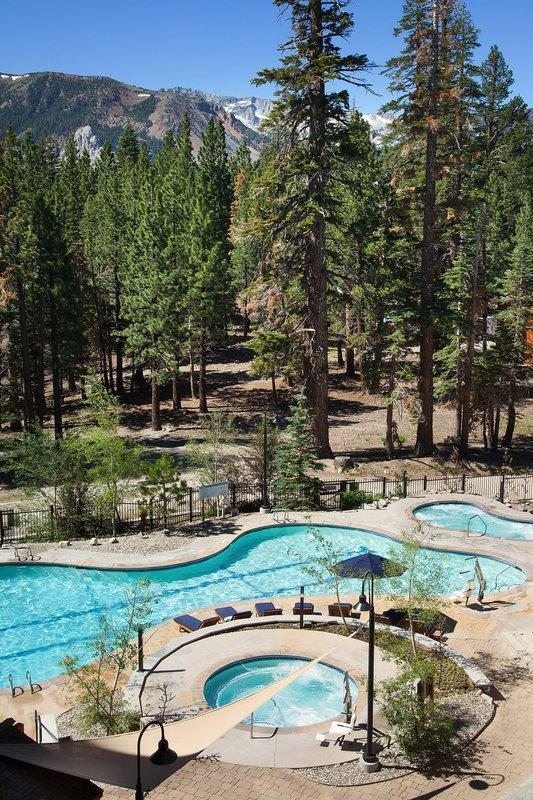 The Westin Monache Resort, Mammoth-Outdoor Pool<br/>Image from Leonardo