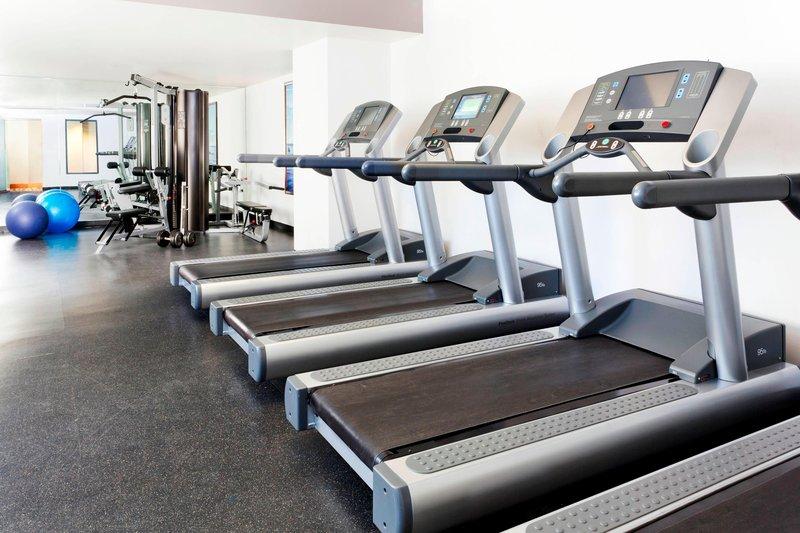 The Westin Monache Resort, Mammoth-WestinWorkOUT Fitness Studio<br/>Image from Leonardo