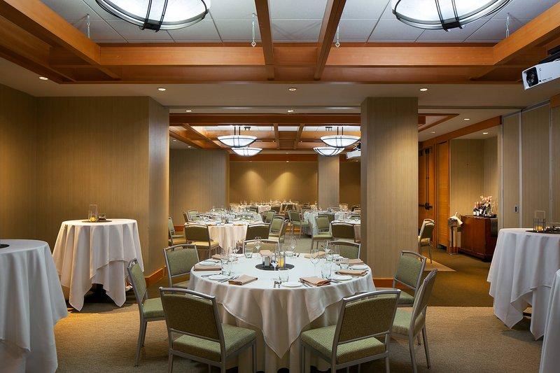 The Westin Monache Resort, Mammoth-Ballroom - Banquet Setup<br/>Image from Leonardo