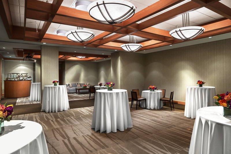 The Westin Monache Resort, Mammoth-Ballroom - Reception Setup<br/>Image from Leonardo