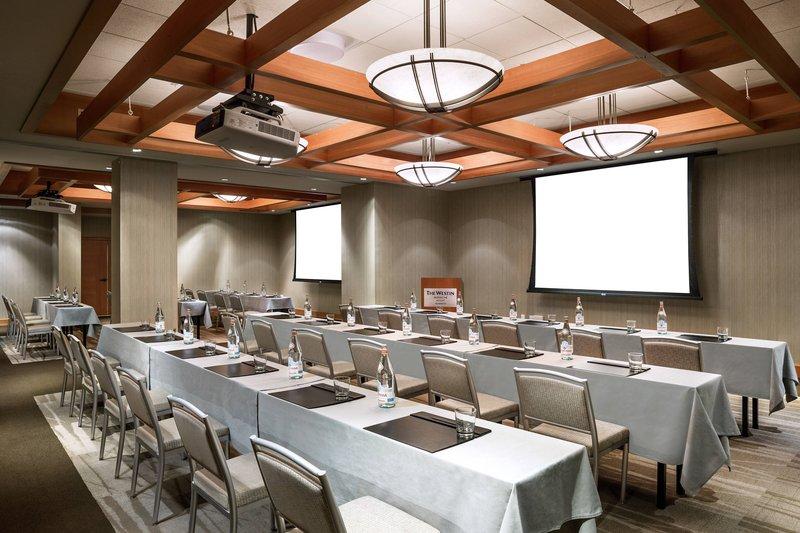 The Westin Monache Resort, Mammoth-Ballroom - Classroom Setup<br/>Image from Leonardo
