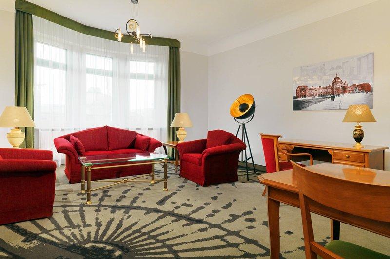 Le Meridien Grand Nuremburg-Executive Suite<br/>Image from Leonardo