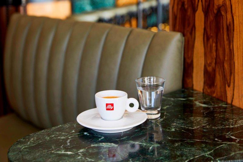 Le Meridien Grand Nuremburg-Illy coffee culture<br/>Image from Leonardo