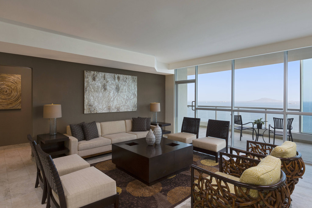 Dreams Playa Bonita Panama - Presidential Living Area <br/>Image from Leonardo