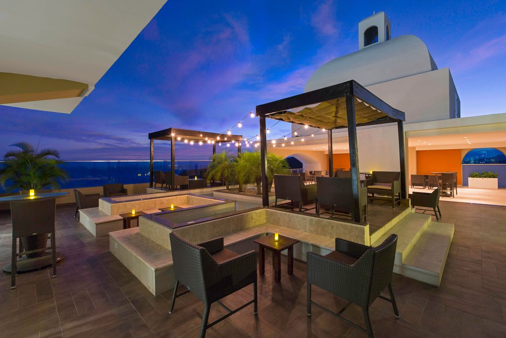 Dreams Playa Bonita Panama - Club Lounge Terrace <br/>Image from Leonardo