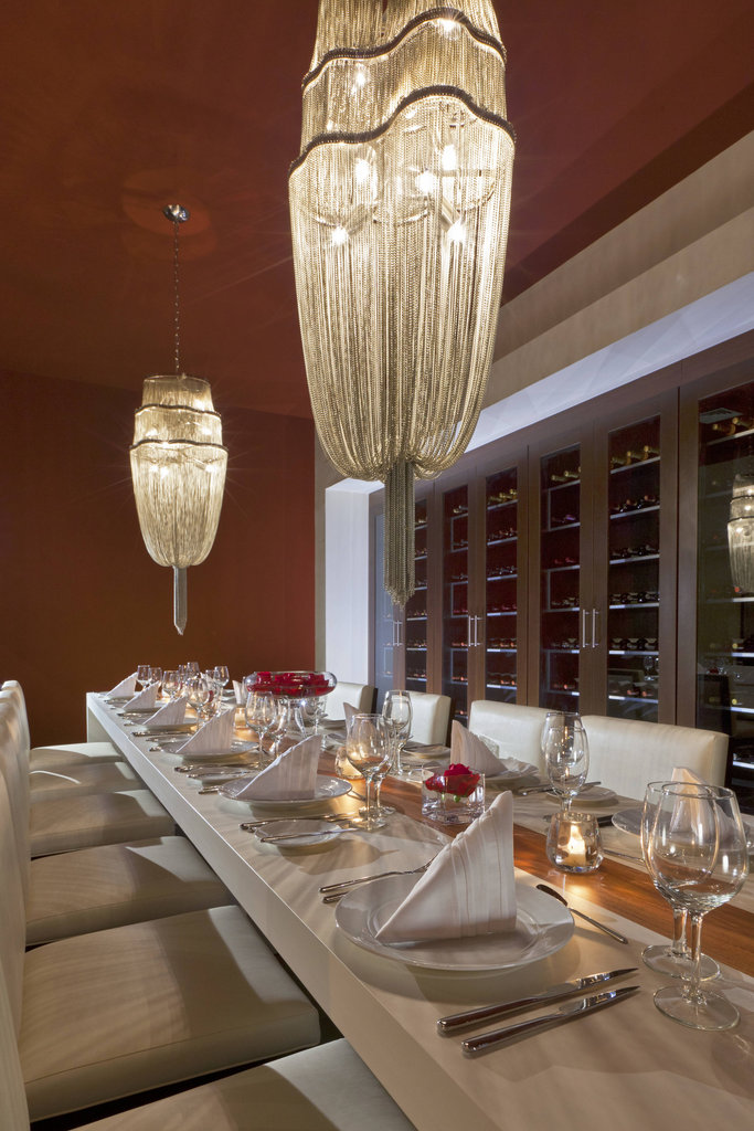 Dreams Playa Bonita Panama - Tierra y Fuego - Private Dining Room <br/>Image from Leonardo