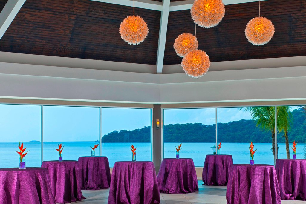 Dreams Playa Bonita Panama - Arrecife Cocktail Setting <br/>Image from Leonardo