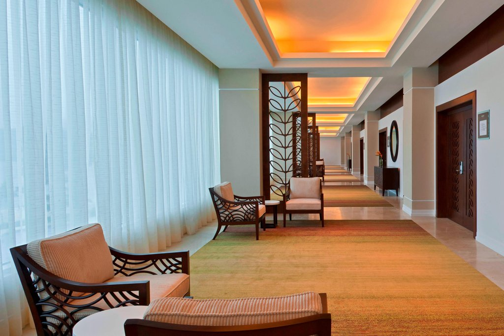Dreams Playa Bonita Panama - Lobby Level Meeting Rooms Foyer <br/>Image from Leonardo