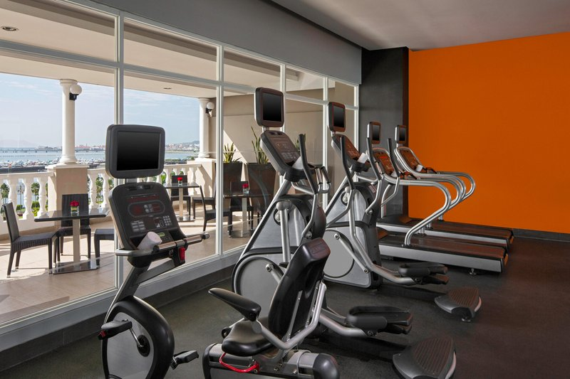 Le Meridien Panama - Fitness Center <br/>Image from Leonardo