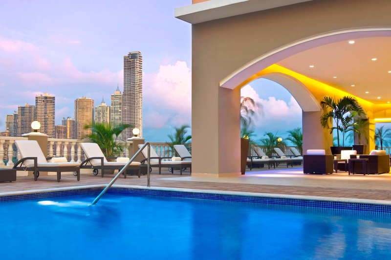 Le Meridien Panama - Pool <br/>Image from Leonardo