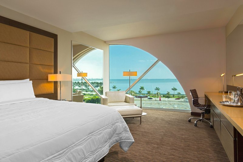 Le Meridien Panama - Deluxe King Ocean View <br/>Image from Leonardo