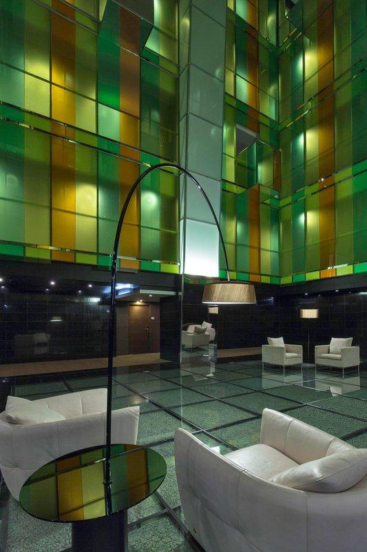 Le Meridien Panama - Atrium <br/>Image from Leonardo