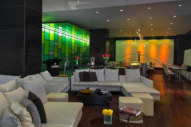 Le Meridien Panama - Longitude 79 Bar Living Area <br/>Image from Leonardo