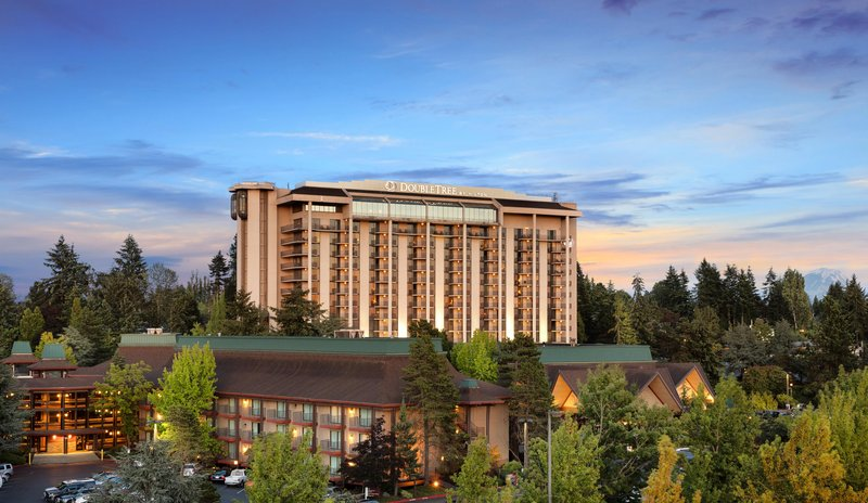 DoubleTree by Hilton Hotel Seattle Airport-Exterior<br/>Image from Leonardo