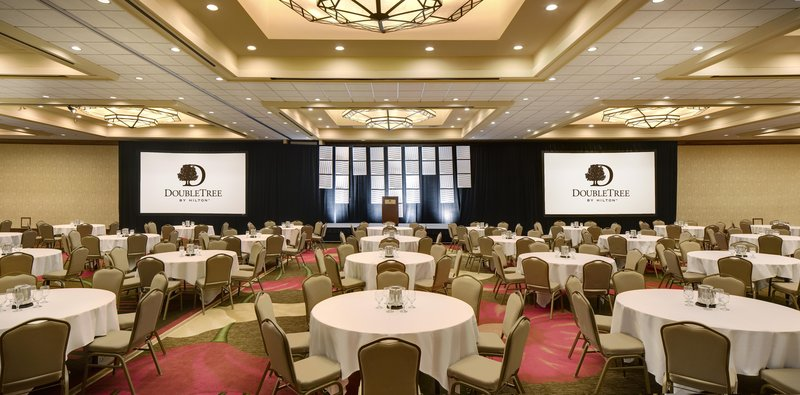 DoubleTree by Hilton Hotel Seattle Airport-Grand Ballroom<br/>Image from Leonardo