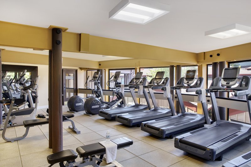 DoubleTree by Hilton Hotel Seattle Airport-Fitness Center<br/>Image from Leonardo