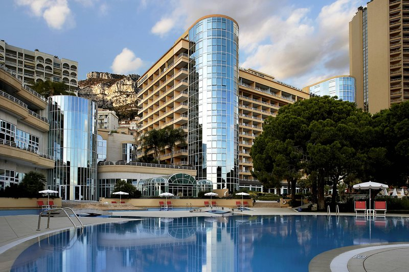 Le Meridien Beach Plaza-Exterior and Pool<br/>Image from Leonardo