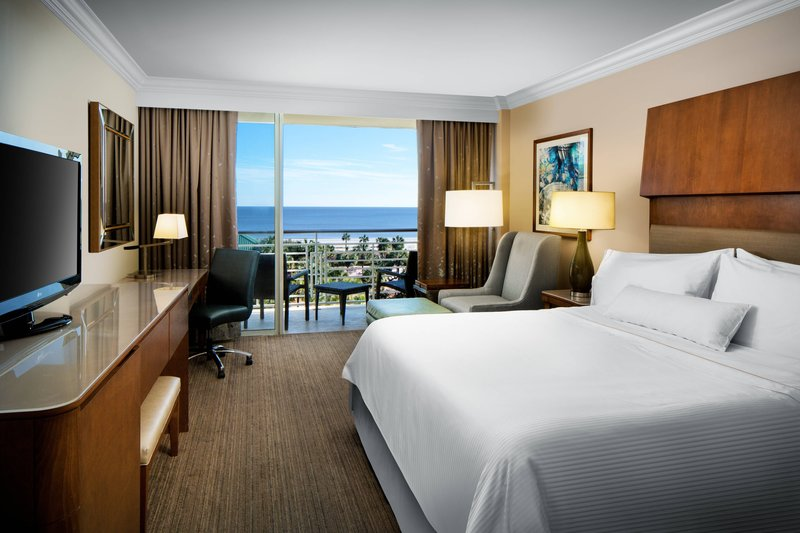 The Westin Hilton Head Island-King Ocean View Guest Room<br/>Image from Leonardo