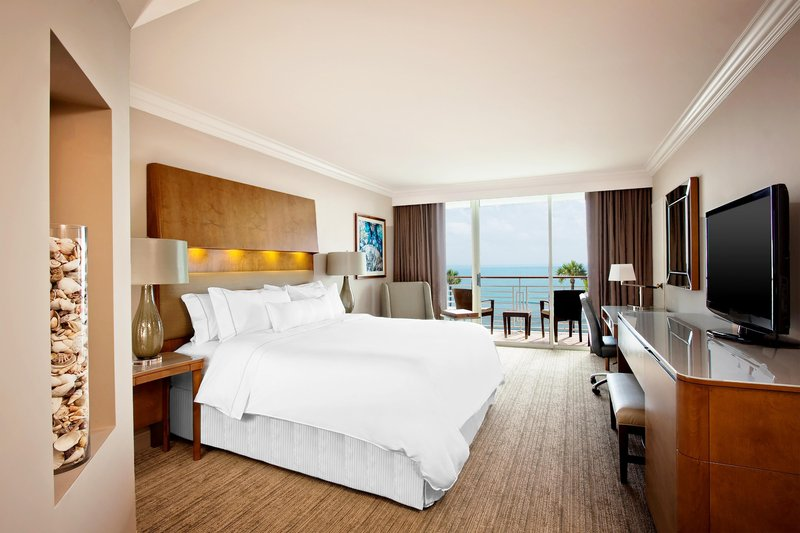The Westin Hilton Head Island-Grand Deluxe Ocean View Guest Room<br/>Image from Leonardo