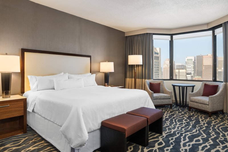 The Westin St. Francis - Tower Building Grand Deluxe Guest Room <br/>Image from Leonardo