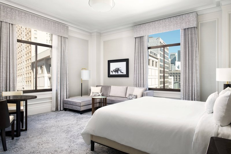 The Westin St. Francis - Three-Bedroom Chairman Suite - Bedroom <br/>Image from Leonardo