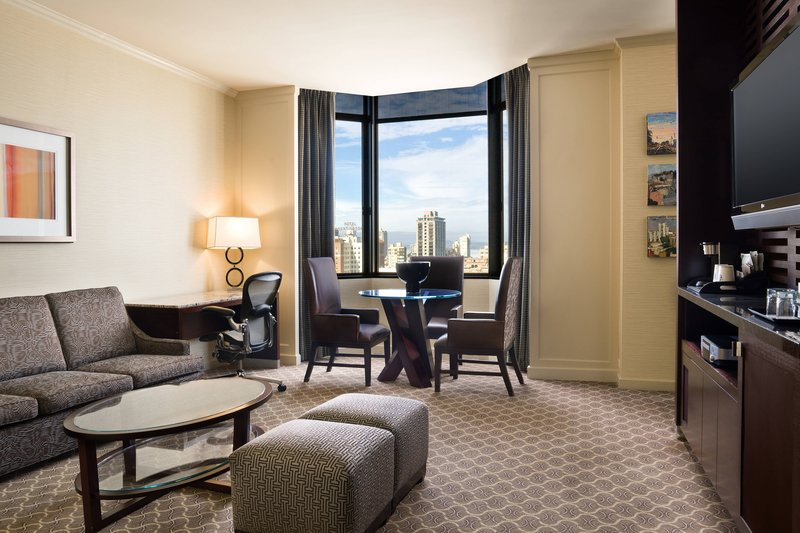 The Westin St. Francis - Tower Building Pacific Suite – Parlor <br/>Image from Leonardo