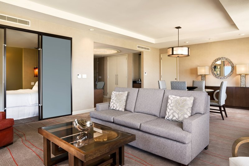 The Westin St. Francis - Tower Building Bridgeview Suite <br/>Image from Leonardo
