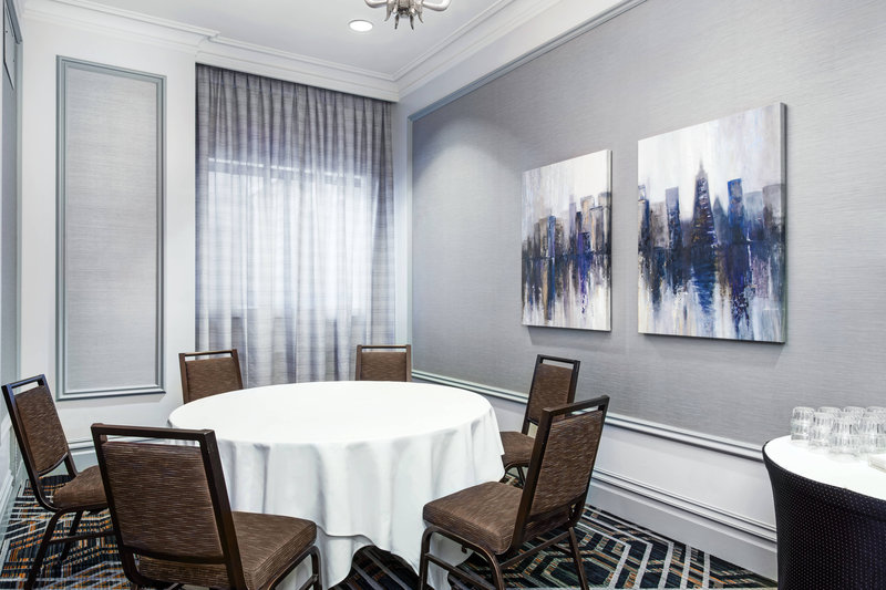 The Westin St. Francis - Ascot Room - Banquet <br/>Image from Leonardo