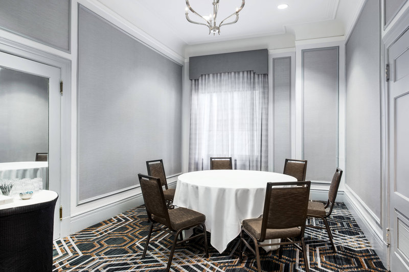 The Westin St. Francis - Bristol Room - Conference <br/>Image from Leonardo