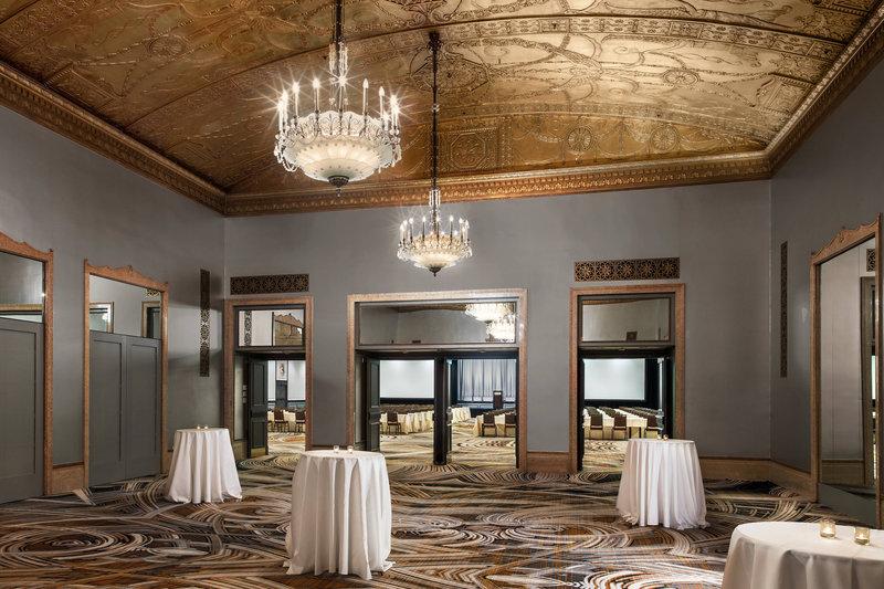The Westin St. Francis - Italian & Grand Ballroom <br/>Image from Leonardo