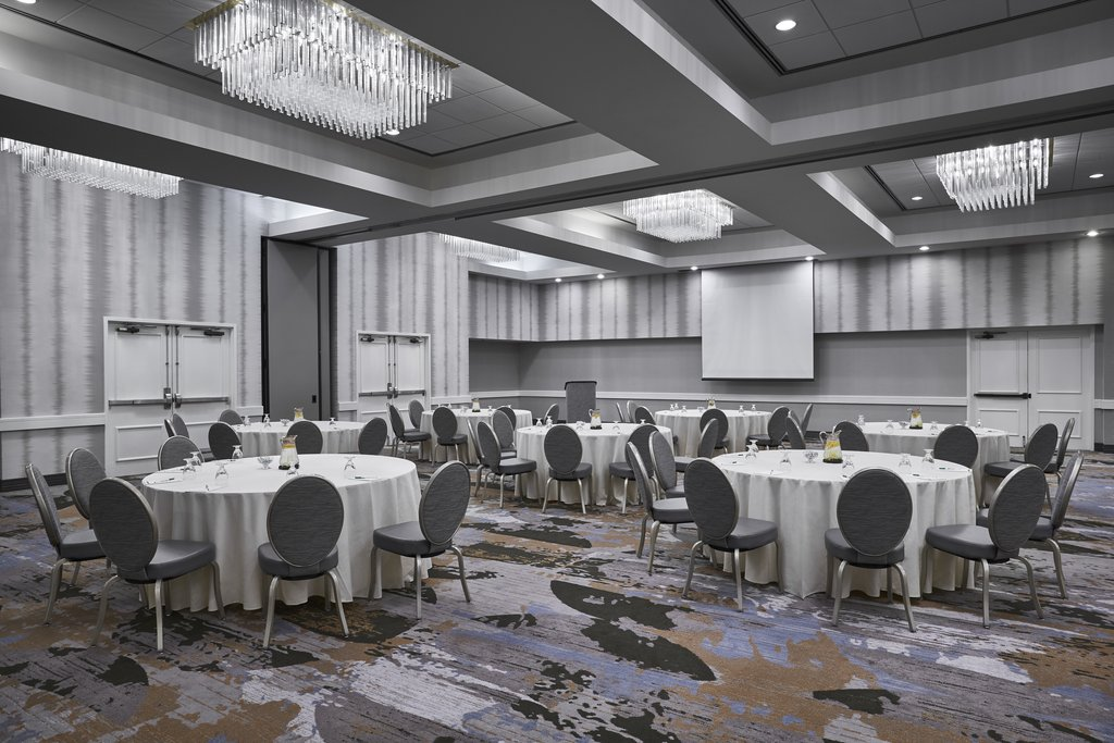 Holiday Inn Hotel & Suites Alexandria Old Town-Banquet Reception<br/>Image from Leonardo
