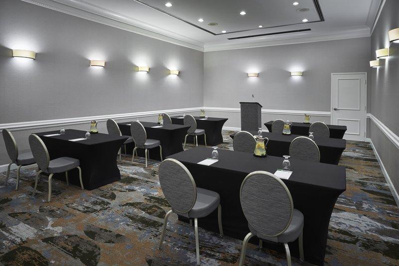 Holiday Inn Hotel & Suites Alexandria Old Town-Classroom Setup<br/>Image from Leonardo
