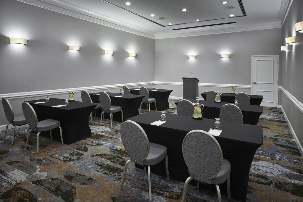 Holiday Inn Hotel & Suites Alexandria Old Town-Classroom Setup<br/>Image from Leonardo