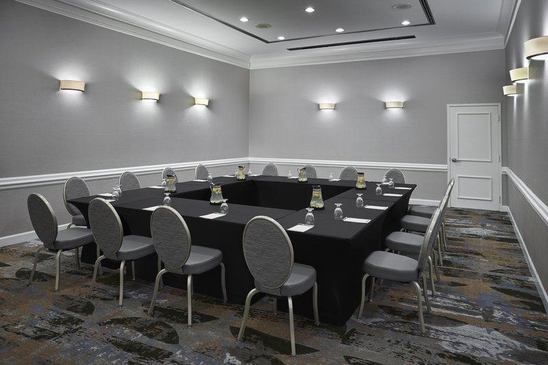 Holiday Inn Hotel & Suites Alexandria Old Town-H Square Setup<br/>Image from Leonardo