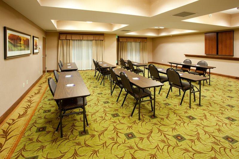 Holiday Inn Express Rawlins-Meeting Room at the Holiday Inn Express, Rawlins, WY<br/>Image from Leonardo
