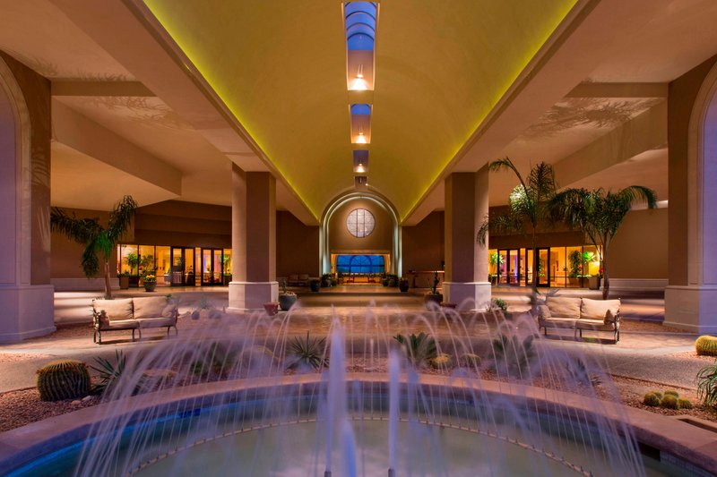 The Westin La Paloma Resort & Spa-Entrance<br/>Image from Leonardo