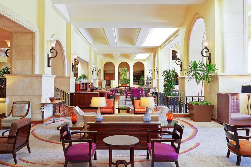 The Westin La Paloma Resort & Spa-Lobby Sitting Area<br/>Image from Leonardo